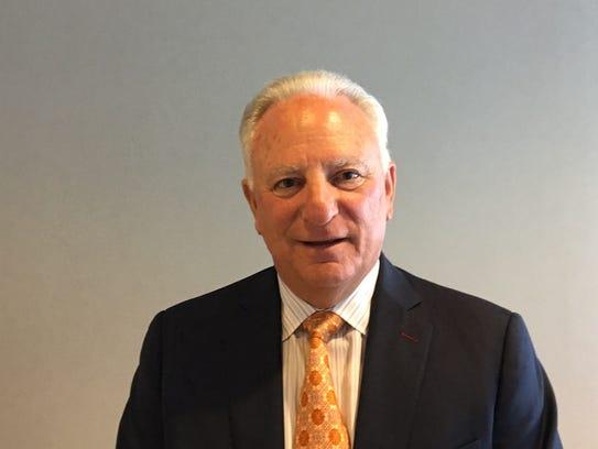 Morristown attorney William Laufer
