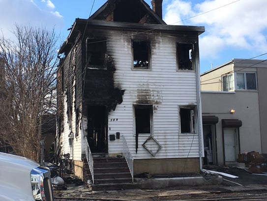 An early morning house fire on Commerce Street is under