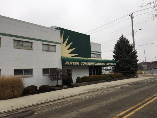 The former Rutter building at 420 W. Washington St.