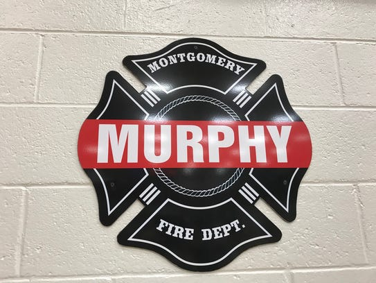 Kendall Murphy was a firefighter who died when hit