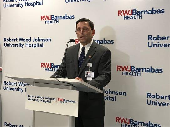 John Gantner, President and CEO, Robert Wood Johnson