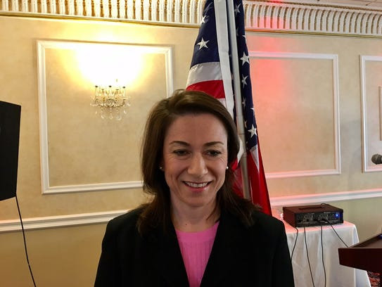Morris County Republican Freeholder candidate Aura
