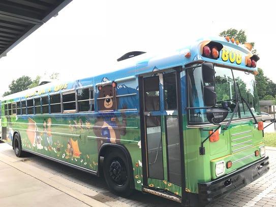 Murfreesboro City Schools refurbished an 86-passenger
