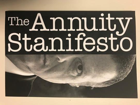 Author Stan Haithcock outlines four annuity-purchase
