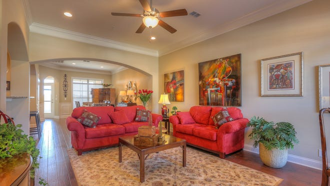 Ole South offers homes designed for buyers 55 and older at Belle Haven Cove and at Rock Bridge Cove. Both communities are in Murfreesboro.