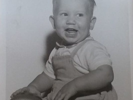 Births: David Tibbits