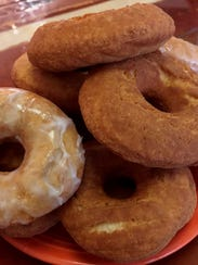 General American Donut Co, 827 S. East St., is serving