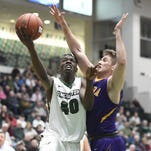 College Basketball Gallery: Elmira at Binghamton