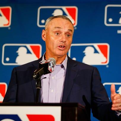 Feb 21, 2017; Phoenix, AZ, USA; Major League Baseball