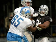 Detroit Lions' Tyrell Crosby has look of a starter in 2019 — at G or T