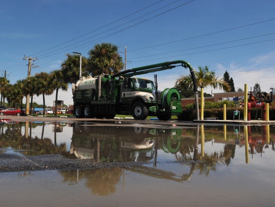 Hurricane Matthew could cause sewage discharges such