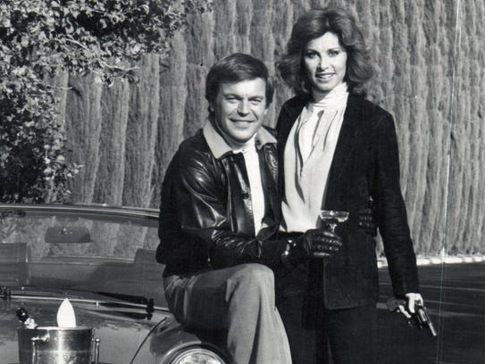 """Hart to Hart"" stars Robert Wagner and Stephanie Powers."