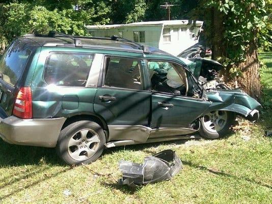 Fairview Crash