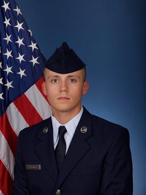 U.S. Air ForceAirman Danny J. Blevins