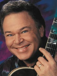 Musician Roy Clark performed Saturday, July 15, 2006,