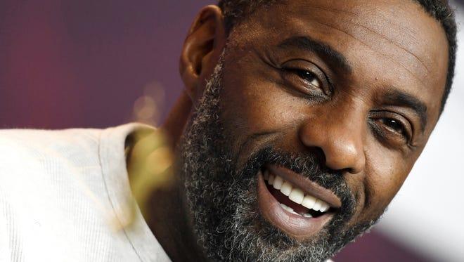 Will Idris Elba be the first black Bond?