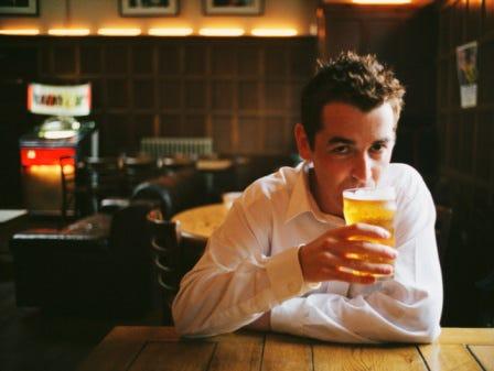 beer pub getty