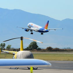 Allegiant to waive fees for military members, families
