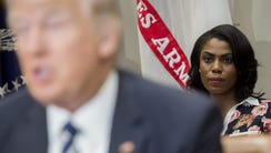 Omarosa Manigault Newman, White House Director of Communications