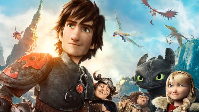 """""""How to Train Your Dragon 2"""" is the rare kids' movie with real heart."""