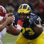 Report: Michigan's Maurice Hurst, draft hopeful, has heart condition