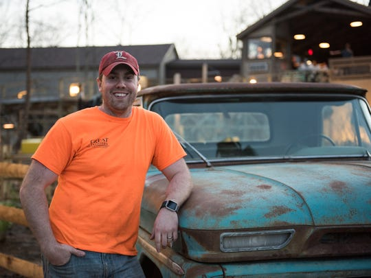 Adam House designed the new Mystic Timbers roller coaster