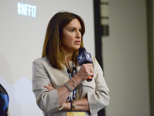 Mariska Hargitay at Nantucket Film Festival on June