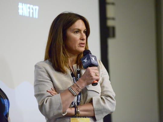 Mariska Hargitay at Nantucket Film Festival on June