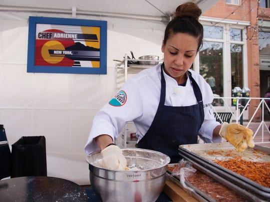 "FAMU alumna Adrienne Cheatham cooks on ""Top Chef"" Season 15."