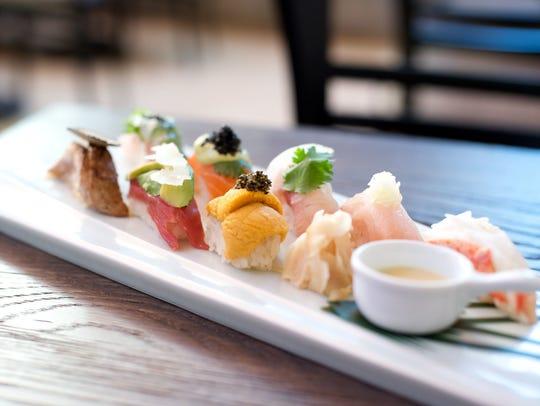 The W Scottsdale Hotel's Sushi Roku