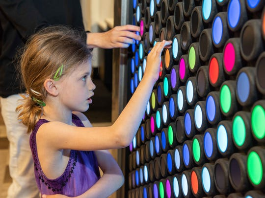 The Martin ArtQuestGallery at the Frist Art Museum will offer several activities during spring break week.
