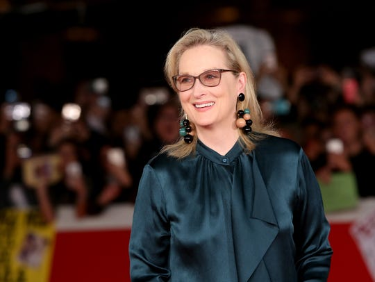 Meryl Streep will join previous Cecil B. DeMille honorees
