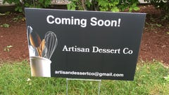 Artisan Dessert Co. plans to open at Essex shopping plaza