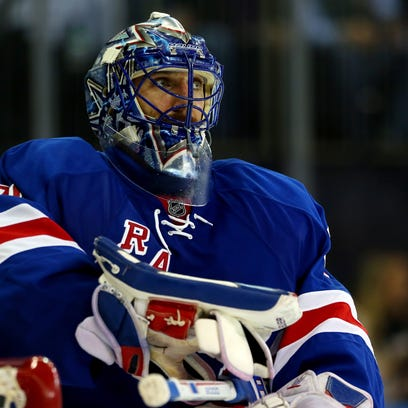 Henrik Lundqvist is much more than just the Rangers'