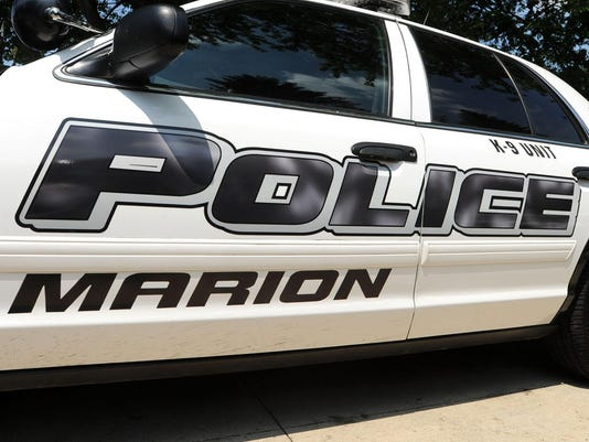 stock Marion Police Department