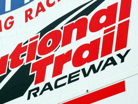 National Trail Raceway stock art