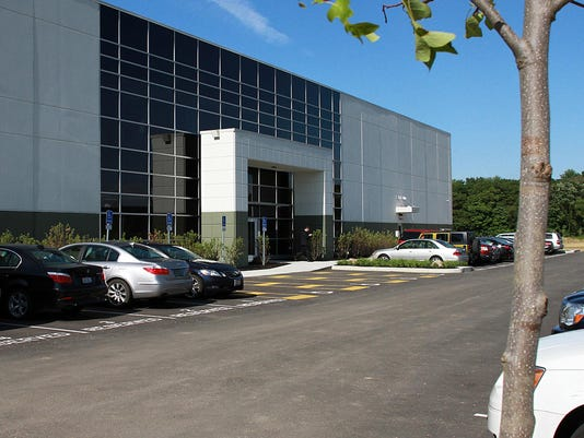 Anomatic Corporation grand opening of 83,000 square foot anodizing production facility in New Albany