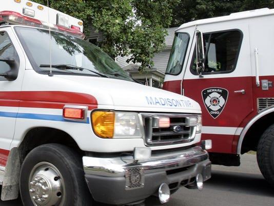 NEW Ambulance stock