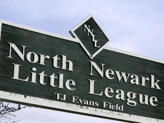 NEW North Newark Little League stock
