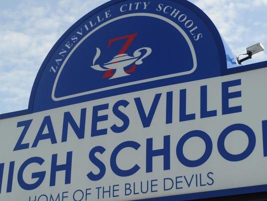 ZAN Zanesville High School stock