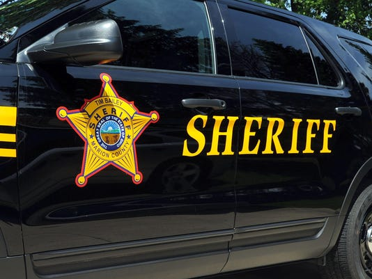 stock Marion County Sheriff