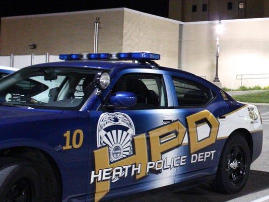 NEW Heath police stock