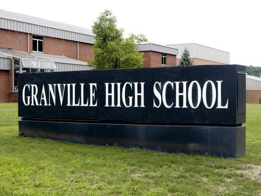 NEW Granville high school stock 2