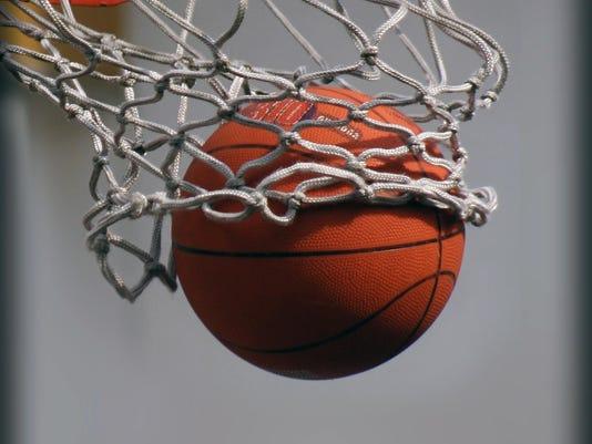 Presto graphic Basketball