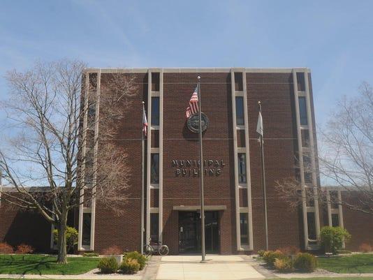 Fremont City Hall stock 1