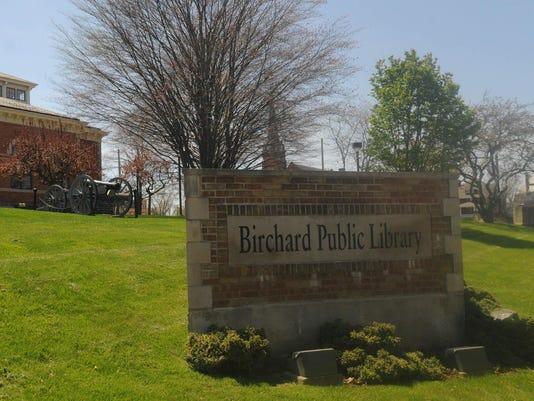 Birchard Library stock