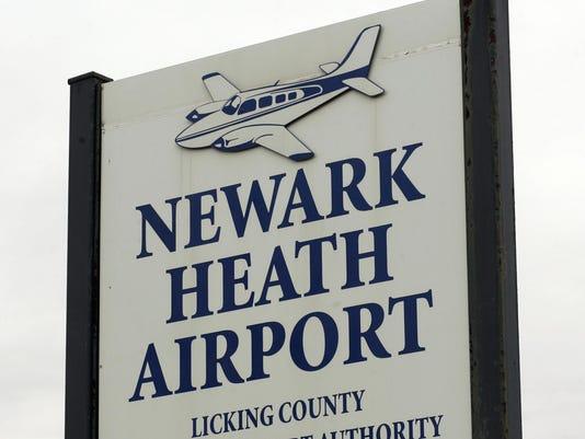 NEW Newark-Heath Airport stock