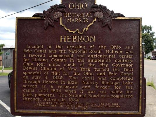 NEW Hebron stock