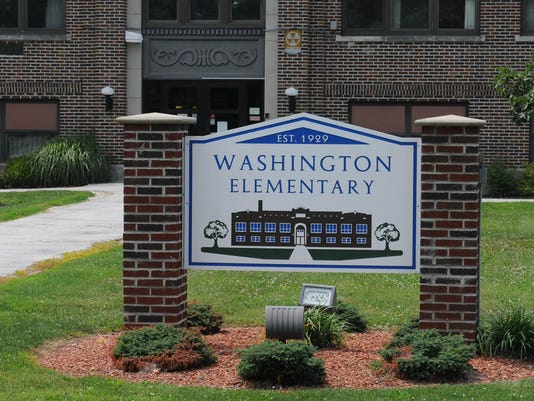 Washington Elementary stock