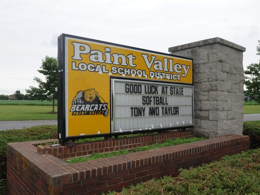 CGO STOCK PVHS Paint Valley HS